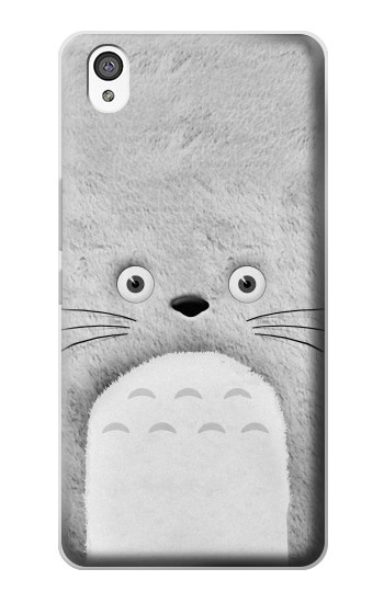 Printed My Neighbor Totoro Grey Minimalist OnePlus X Case