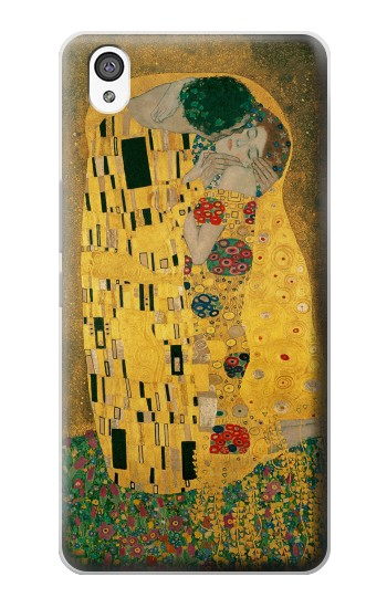 Printed Gustav Klimt The Kiss OnePlus X Case