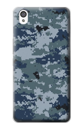Printed Navy Camo Camouflage Graphic OnePlus X Case