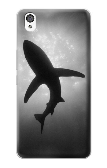 Printed Shark Monochrome OnePlus X Case