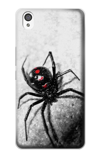 Printed Black Widow Spider OnePlus X Case
