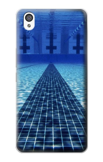 Printed Swimming Pool OnePlus X Case