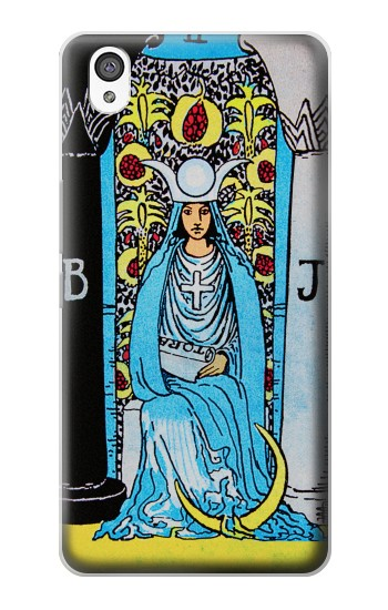 Printed The High Priestess Vintage Tarot Card OnePlus X Case