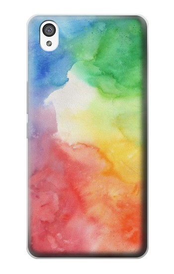 Printed Colorful Watercolor OnePlus X Case