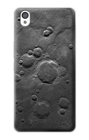 Printed Moon Surface OnePlus X Case