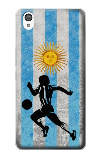 Printed Argentina Football Flag OnePlus X Case