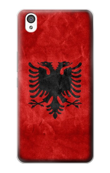 Printed Albania Red Flag OnePlus X Case