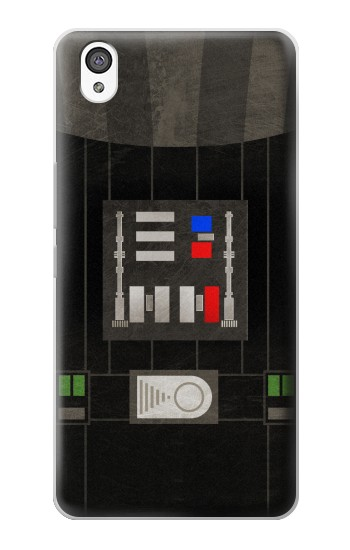 Printed Darth Vader Chest Plate OnePlus X Case