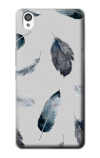 Printed Feather Paint Pattern OnePlus X Case