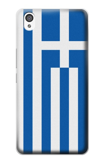 Printed Flag of Greece OnePlus X Case