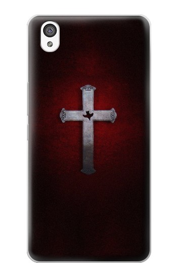 Printed Christian Cross OnePlus X Case