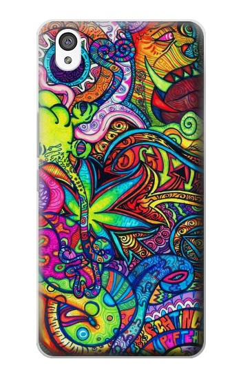 Printed Colorful Art Pattern OnePlus X Case