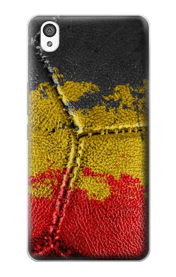 Printed Belgium Flag Vintage Football 2018 OnePlus X Case