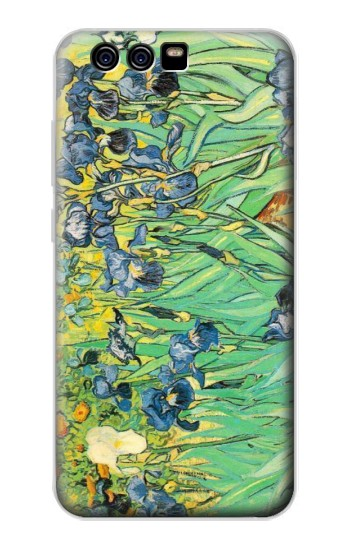 Printed Van Gogh Irises alcatel Idol 2 Mini Case