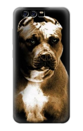 Printed PitBull alcatel Idol 2 Mini Case