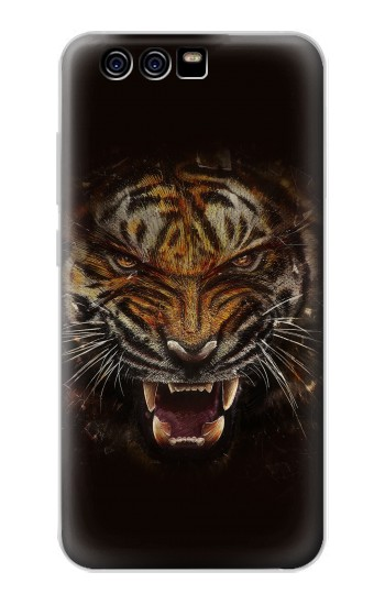 Printed Tiger Face alcatel Idol 2 Mini Case