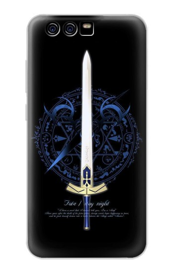 Printed Fate Stay Night Excalibur alcatel Idol 2 Mini Case