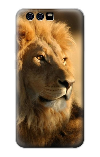Printed Lion King of Forest alcatel Idol 2 Mini Case