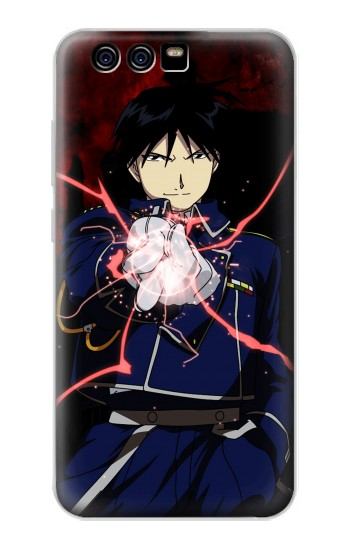 Printed Fullmetal Alchemist Roy Mustang alcatel Idol 2 Mini Case