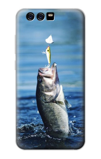 Printed Bass Fishing alcatel Idol 2 Mini Case