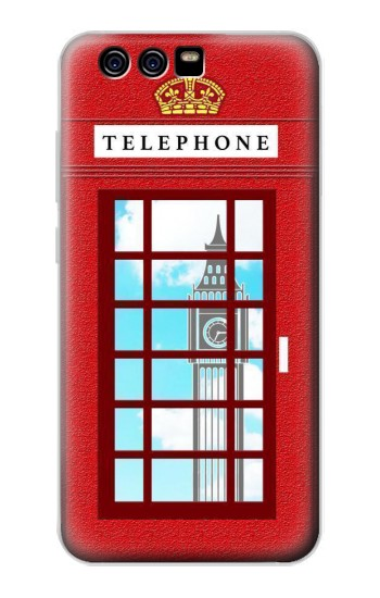 Printed England Classic British Telephone Box Minimalist alcatel Idol 2 Mini Case