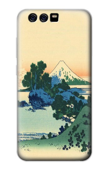 Printed Katsushika Hokusai The Inume Pass in Kai Province alcatel Idol 2 Mini Case