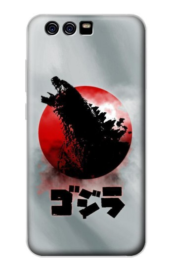Printed Godzilla Japan Flag alcatel Idol 2 Mini Case