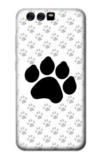 Printed Paw Foot Print alcatel Idol 2 Mini Case