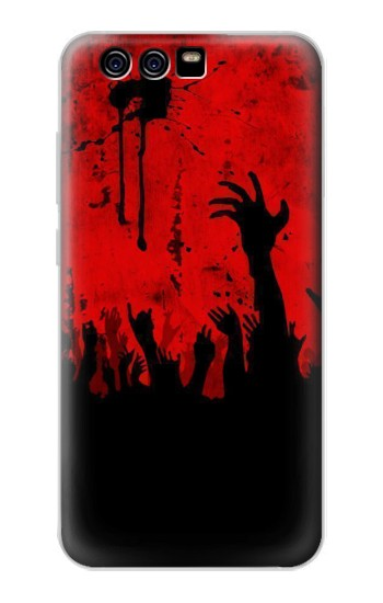 Printed Zombie Hands alcatel Idol 2 Mini Case