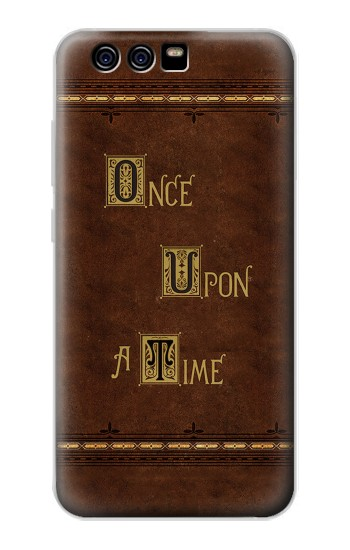 Printed Once Upon A Time Book alcatel Idol 2 Mini Case
