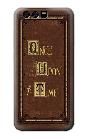 Printed Once Upon a Time Book Cover alcatel Idol 2 Mini Case