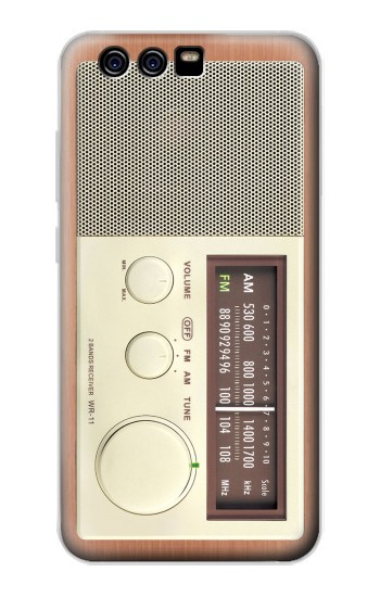 Printed FM AM Wooden Receiver Graphic alcatel Idol 2 Mini Case