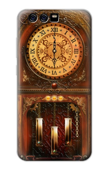 Printed Grandfather Clock alcatel Idol 2 Mini Case