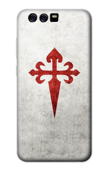 Printed Order of Santiago Cross of Saint James alcatel Idol 2 Mini Case