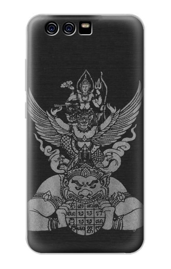 Printed Sak Yant Rama Tattoo alcatel Idol 2 Mini Case