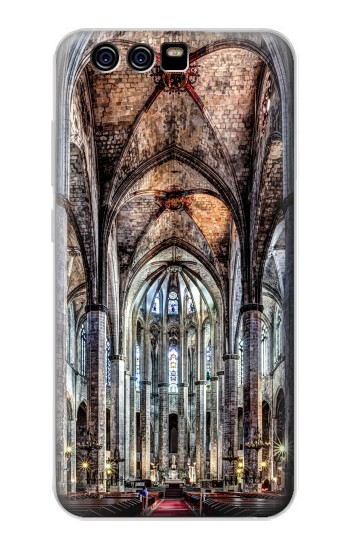Printed Santa Maria Del Mar Cathedral alcatel Idol 2 Mini Case