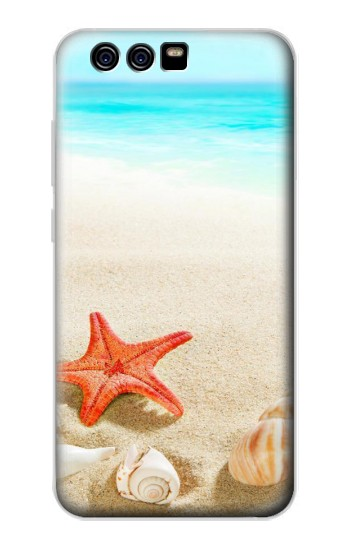 Printed Sea Shells Starfish Beach alcatel Idol 2 Mini Case