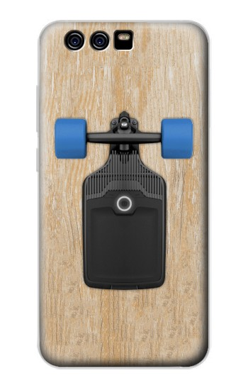 Printed Skateboard alcatel Idol 2 Mini Case