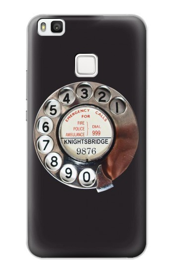 Printed Retro Rotary Phone Dial On alcatel Idol 2 S Case
