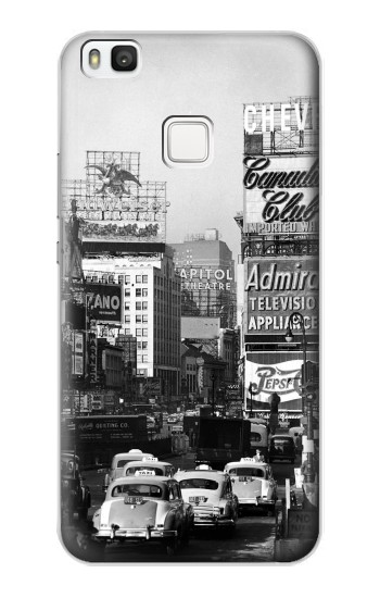Printed Old New York Vintage alcatel Idol 2 S Case