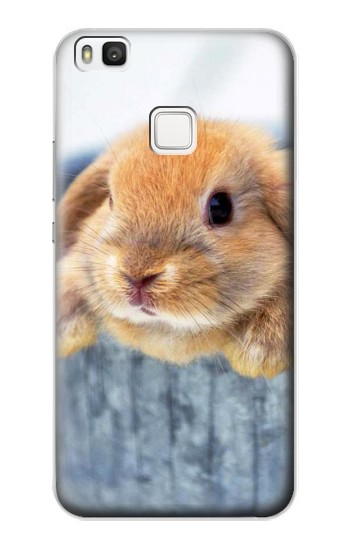 Printed Cute Rabbit alcatel Idol 2 S Case