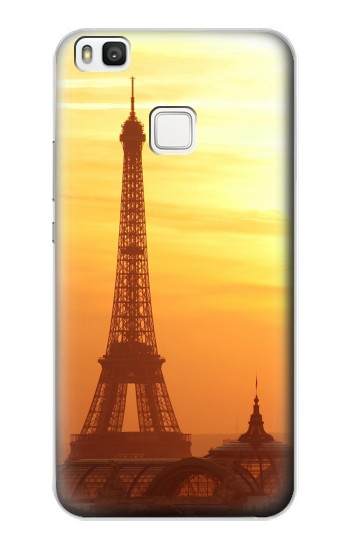 Printed Eiffel Tower Sunset alcatel Idol 2 S Case