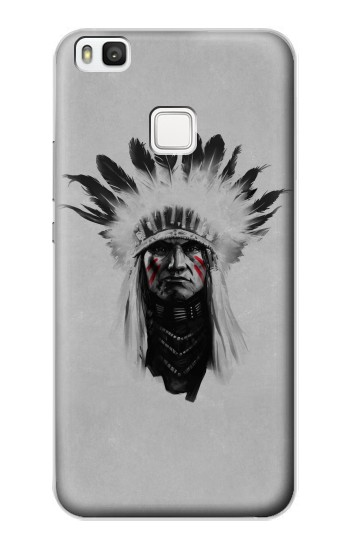 Printed Indian Chief alcatel Idol 2 S Case