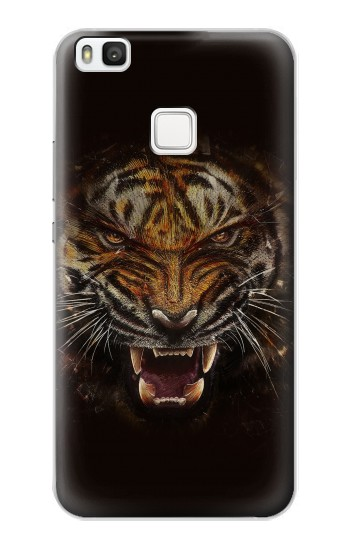 Printed Tiger Face alcatel Idol 2 S Case
