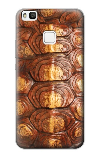 Printed Turtle Carapace alcatel Idol 2 S Case