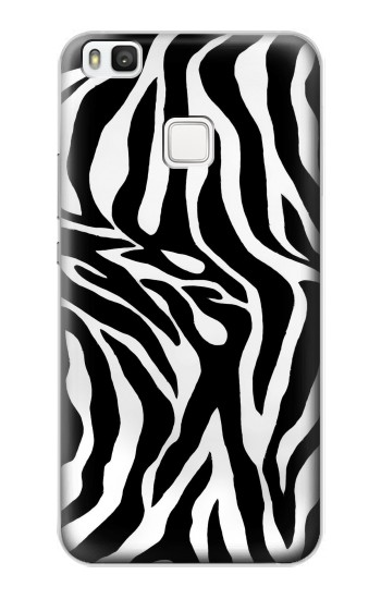 Printed Zebra Skin alcatel Idol 2 S Case