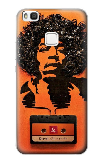 Printed Cassette tape Art Jimi Hendrix alcatel Idol 2 S Case