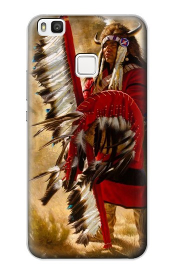 Printed Red Indian alcatel Idol 2 S Case