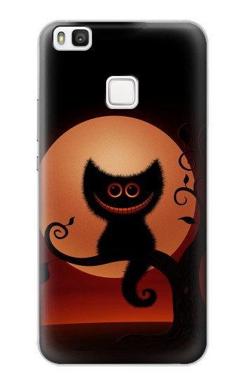 Printed Halloween Cat alcatel Idol 2 S Case