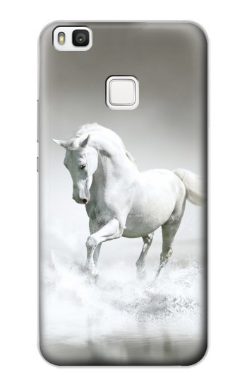 Printed White Horse alcatel Idol 2 S Case